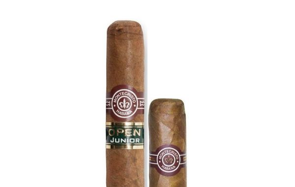 12 sticks each of Montecristo Open Junior & Petit Edmundo